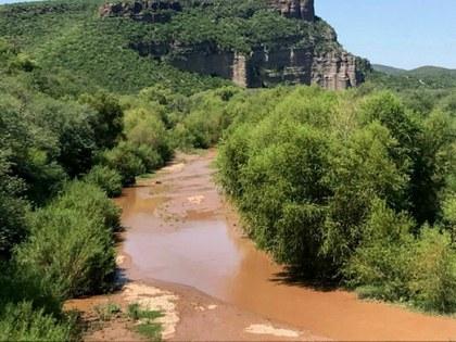 Portalambiental:El río Sonora, México. Efe:Daniel Sánchez Dorame.jpg
